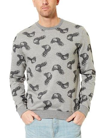 Sweater met print €6,40 @ KIABI + €2,95 verzenden