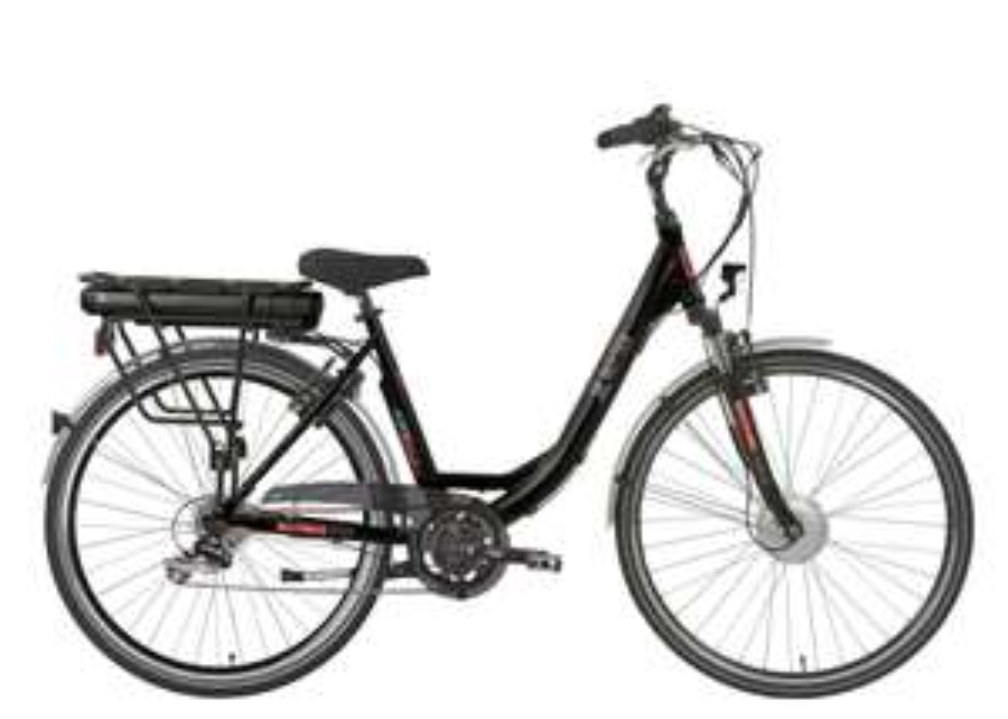 De Ruyter Albertville elektrische fiets