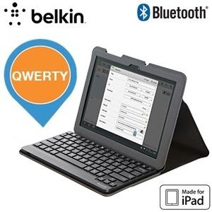 Belkin YourType Folio (hoes + toetsenbord) voor €30,90 @ iBOOD