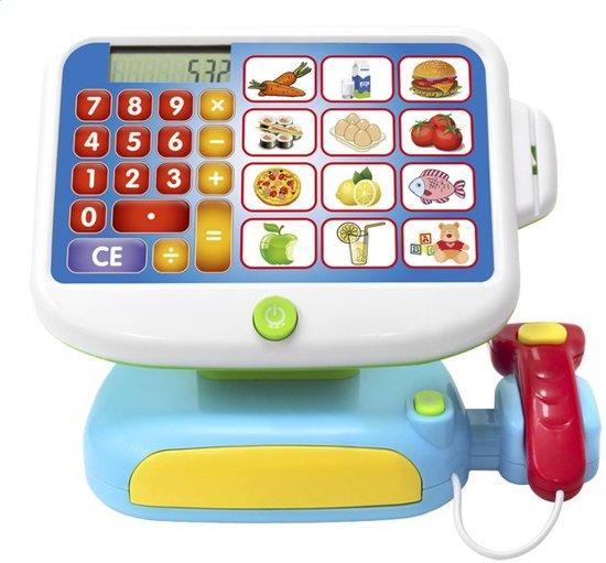 Elektronische speelgoed kassa voor €3,99 @ Bol.com