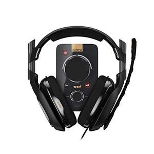 ASTRO Gaming A40 TR Headset + MixAmp Pro TR Adapter Dolby 7.1 Surround Sound (@Amazon DE)