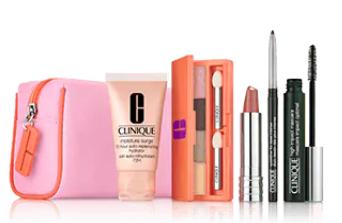 Spring Into Colour 5 full size producten t.w.v.  meer dan €100,-
