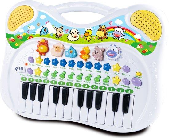 basic keyboard music friends