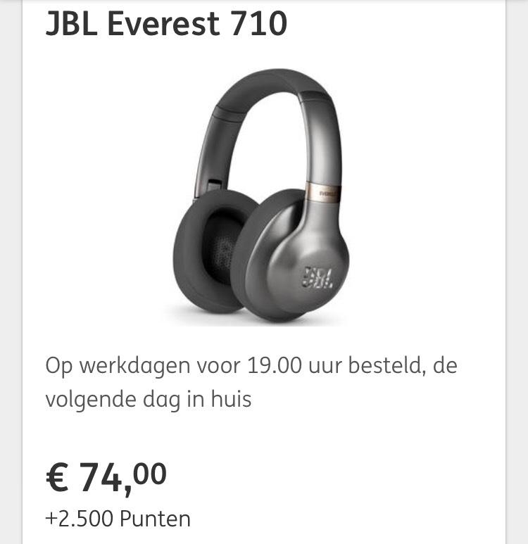 JBL Everest 710GA (Google Assistance)
