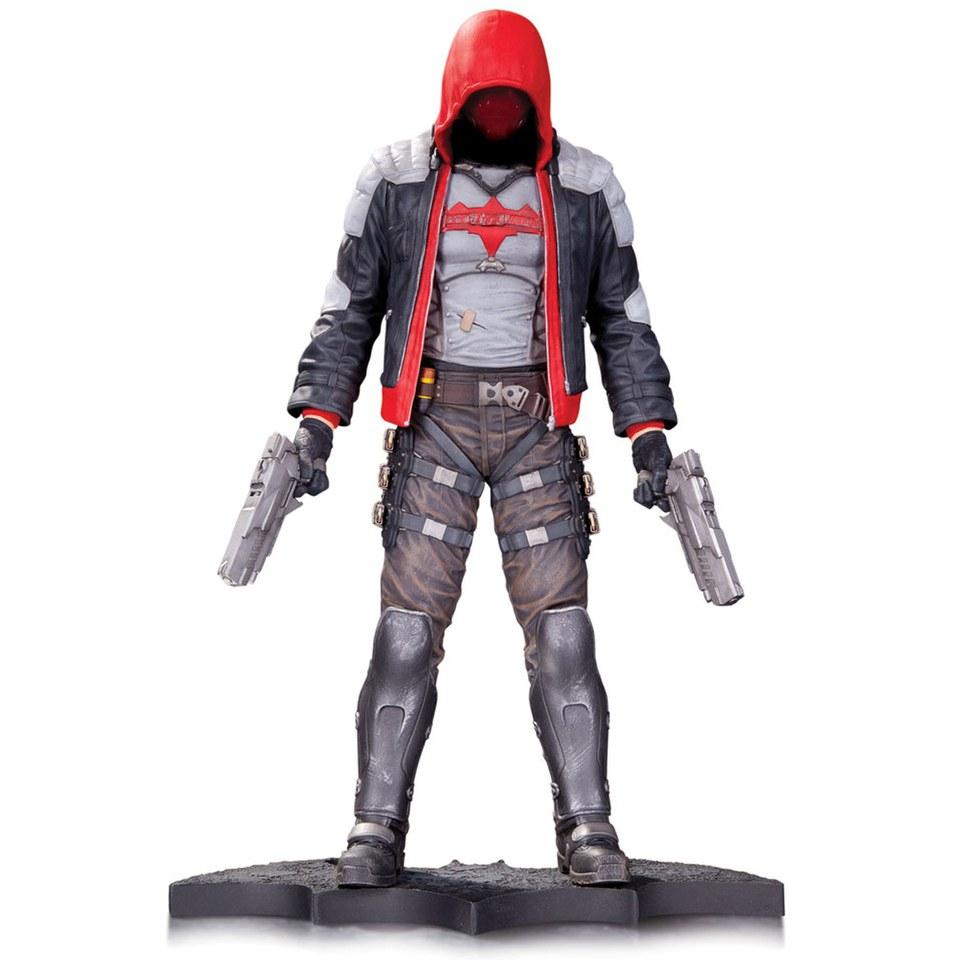 Batman Arkham Knight: Red Hood Statue 27 cm @ Zavvi