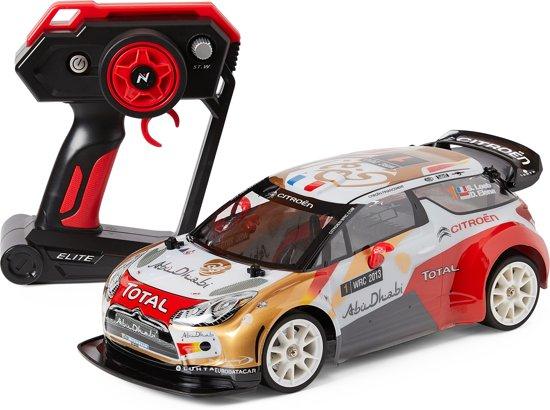 Nikko R/C Citroen Ds3 WRC 2013 bij bol.com