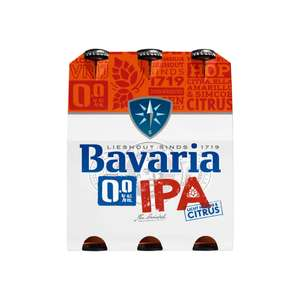 Bavaria 0.0% IPA, regular, wit of radler