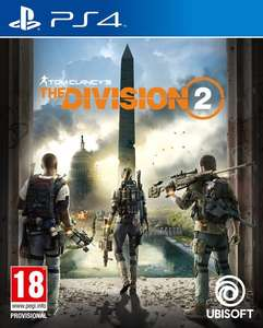 Division 2 standard ps4 / x1 @coolshop