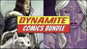 Dynamite Comics Bundle