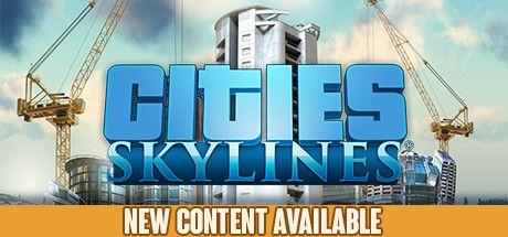 City Skylines -75% (steam)