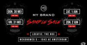MY BRAND Sample Sale 2019 (Amsterdam)
