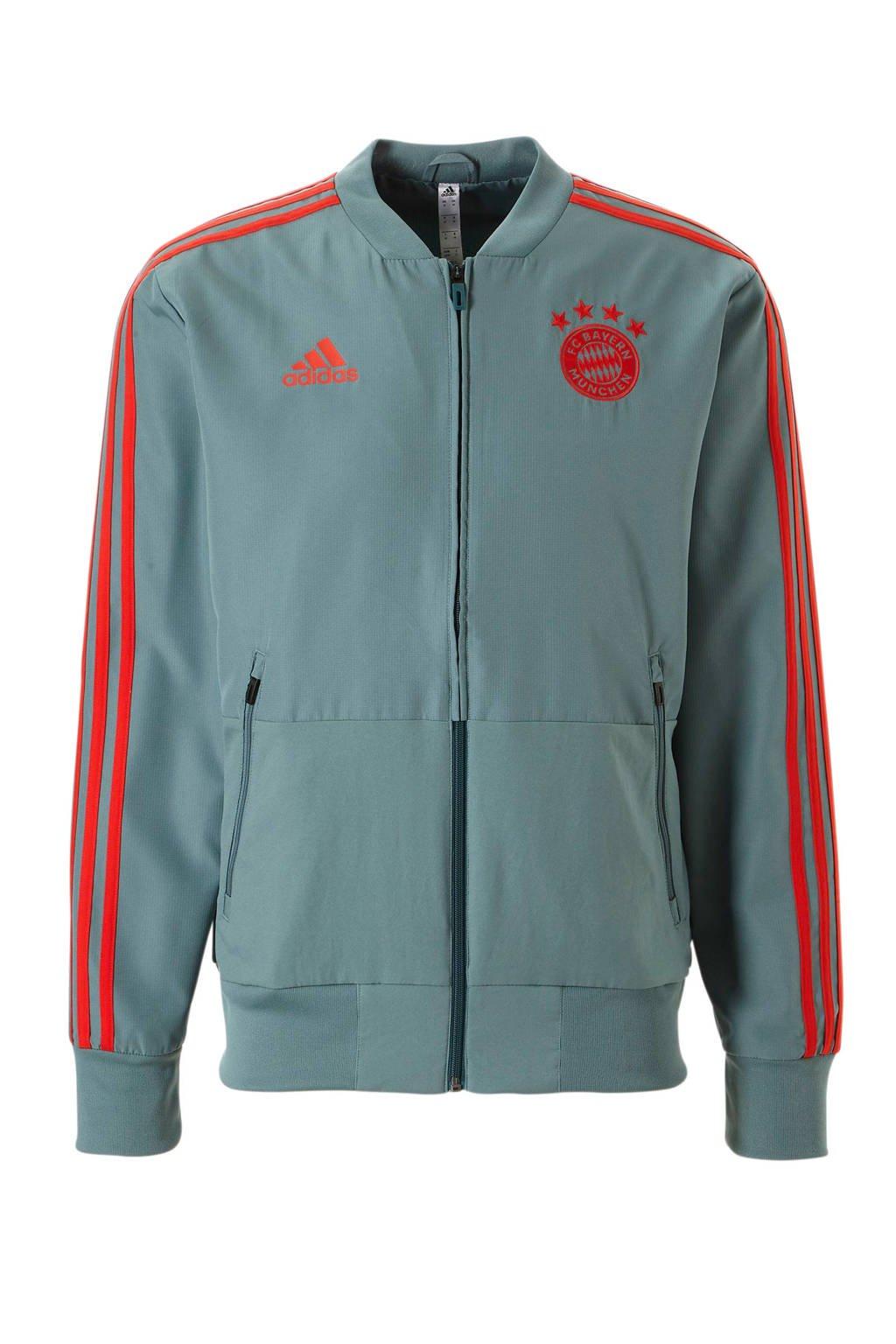 adidas Performance sr FC Bayern München voetbaljack -65% @ Wehkamp