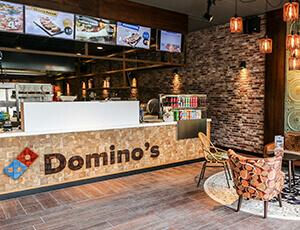 Domino's Stapelkorting I.C.M. Paypall 10% 20% 30%