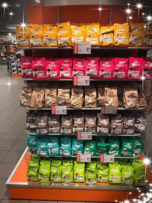 1+2 gratis op Perla cups voor dolce gusto! Bij AH XL Woensel in Eindhoven