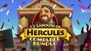 12 Labours of Hercules Complete Bundle (Steam) @Fanatical