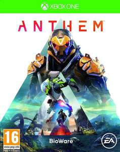 (grensdeal) Anthem Xbox One (DreamLand)