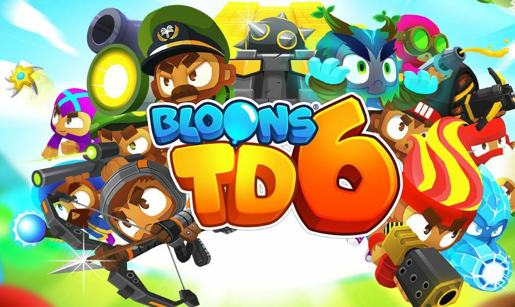 Bloons TD 6  Niet 5,49 maar vandaag gratis @googleplay & itunes