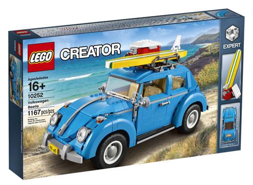 Lego® Volkwagen Kever (Creator Expert) (10252)