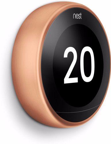 Nest Thermostaat V3 van 249 voor 199