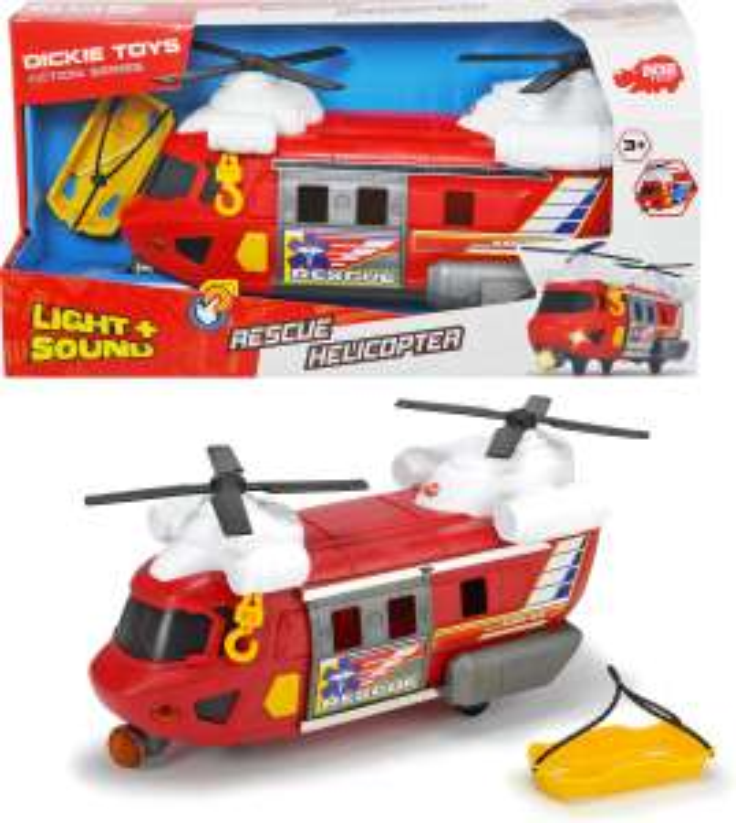 Dickie Vintage Reddingshelikopter (30cm) voor €4,99 @ Bol.com