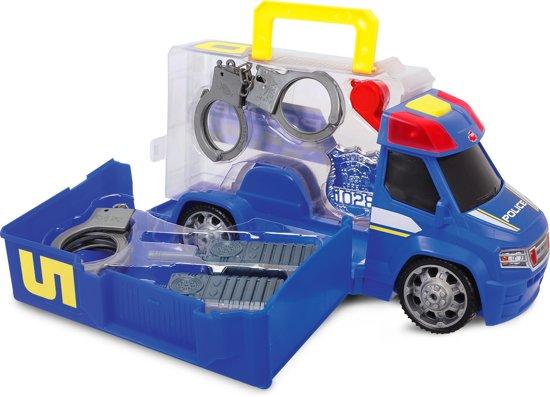 Dickie Sos Series Politiewagen speelset (33cm) voor €7,99 @ Bol.com