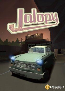 Jalopy - The Road Trip Car Driving Indie Game gratis download @ HumbleBundle