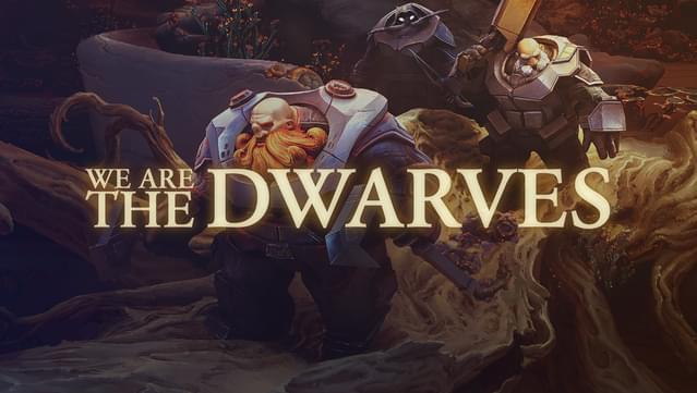 We are the Dwarves @ GOG