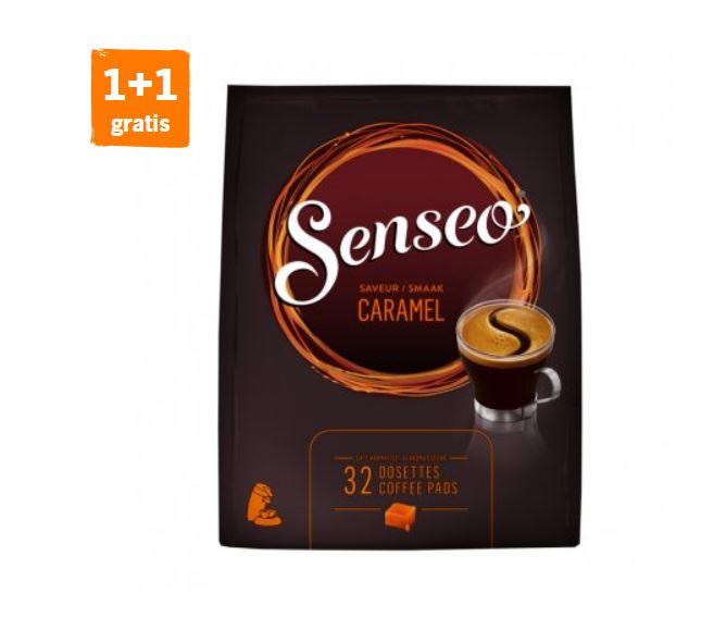 Senseo cappuccino en café latte pads en DE latte machiato 1 + 1 gratis @AH