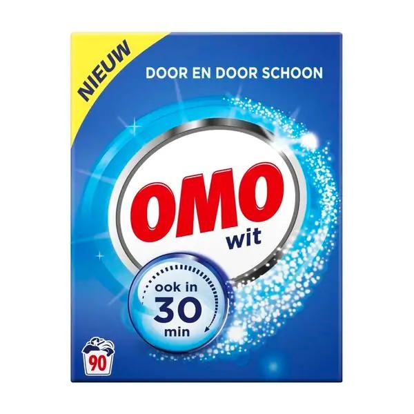 5kg OMO Waspoeder (Wit & Kleur) @ Kruidvat + gratis verzending!