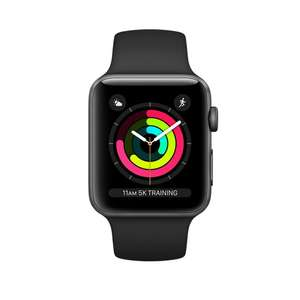 Apple Watch 3 afgeprijsd