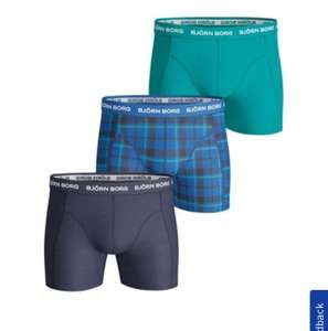 Björn Borg · BB Seasonal Solid boxershort Heren