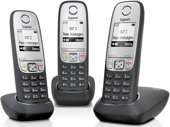 Gigaset A415 Trio Dect telefoon @Expert.nl