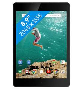 HTC Nexus 9 Wifi 16GB voor €299,- @ Coolblue