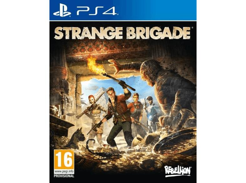 Strange Brigade (PS4) @ Media Markt