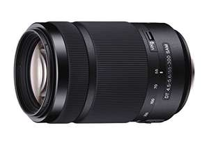 Sony 55-300mm f/4.5-5.6 DT (A-mount) @Amazon.de