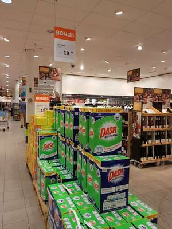 [Nijmegen] Dash green waspoeder voordeelverpakking- 130 wasbeurten