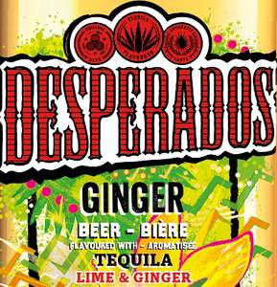 Desperados ginger 2pack probeerverpakking €1,50 @AH