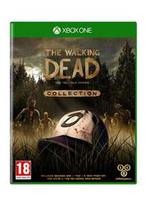 The Walking Dead Collection: The Telltale Series XBOX ONE @Base.com
