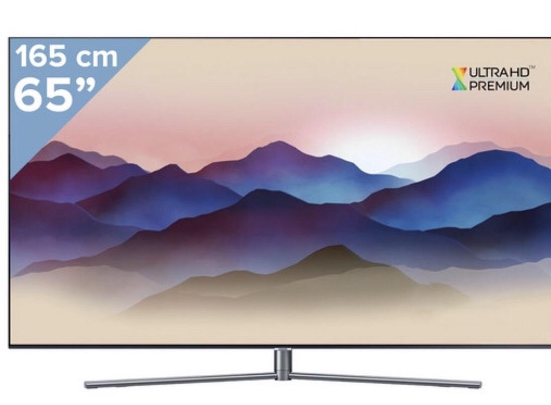 "Samsung 65"" 4K QLED Smart TV | UHD Premium | QE65Q8F"