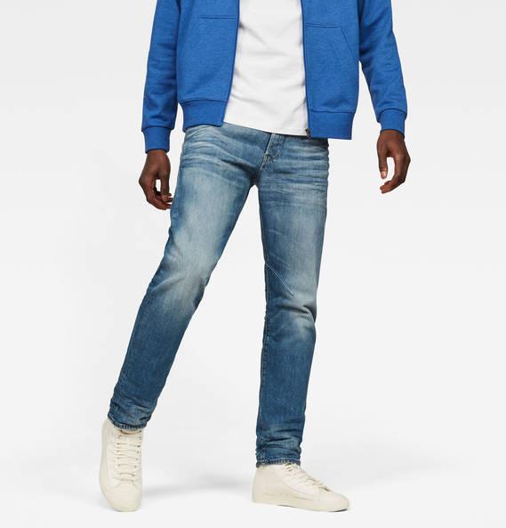 G-Star D-Staq tapered heren jeans (elders €129,95) @ Hudson's Bay