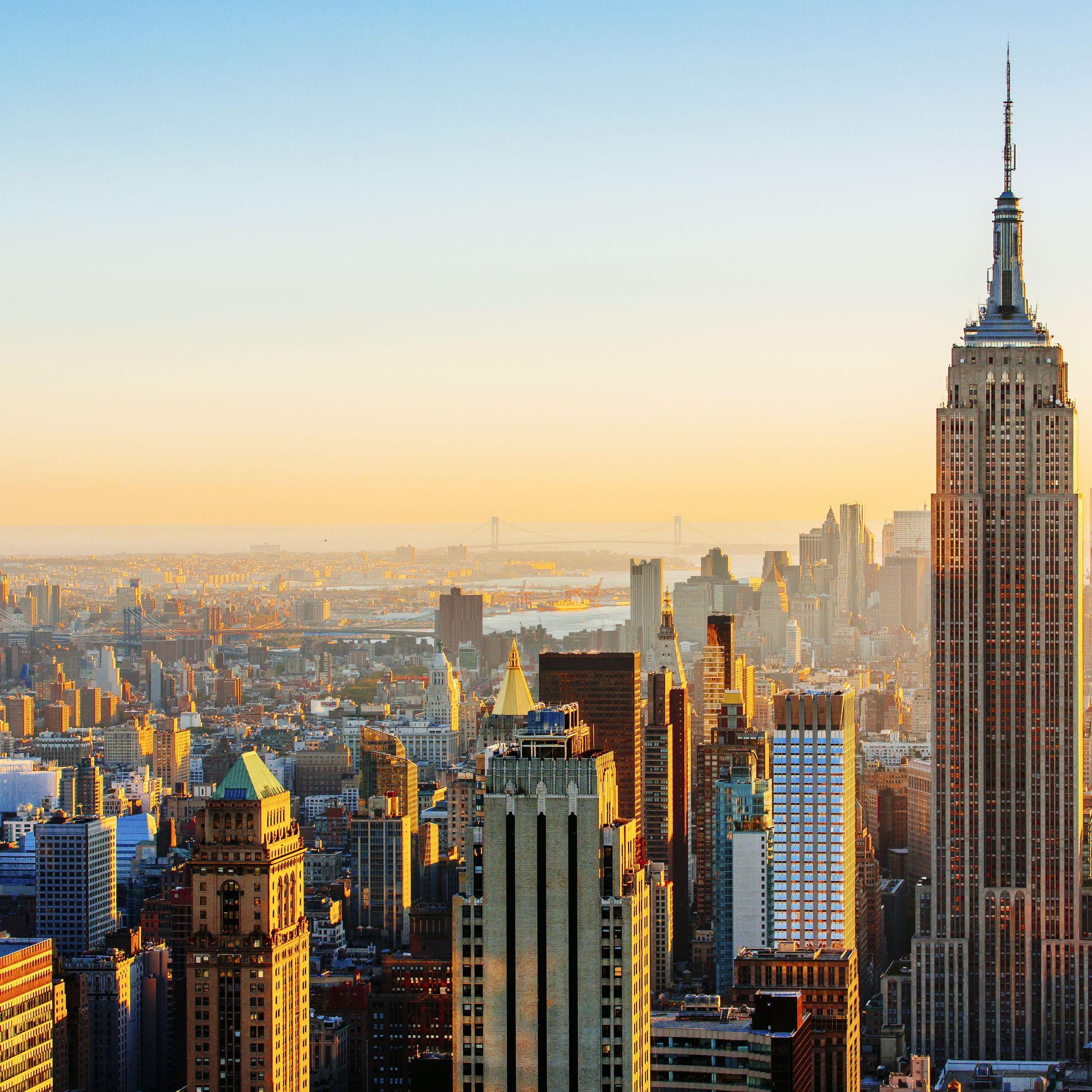 Vliegtickets: directe vlucht Amsterdam naar New York voor €264 @ United Airlines
