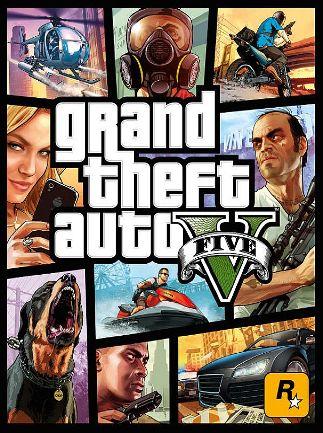 Gratis GTA V bij aankoop van een console