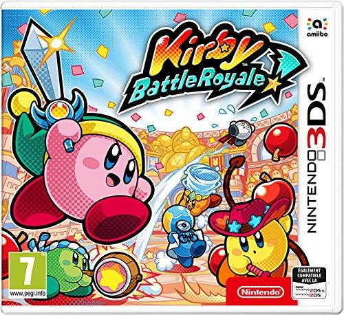 Kirby: Battle Royale 3DS @Amazon.fr