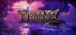 Trine Enchanted Edition voor €1,94 @ Steam Store