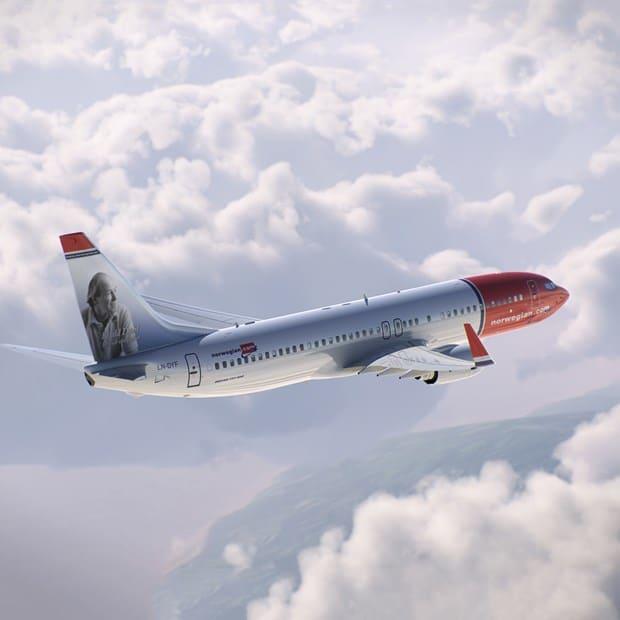 Vliegtickets: 30% korting, bijv. Amsterdam - New York voor €267 en meer @ Norwegian