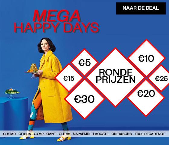 MEGA sale - veel vanaf €5 o.a. G-Star (tot -90+%) @ Maison Lab