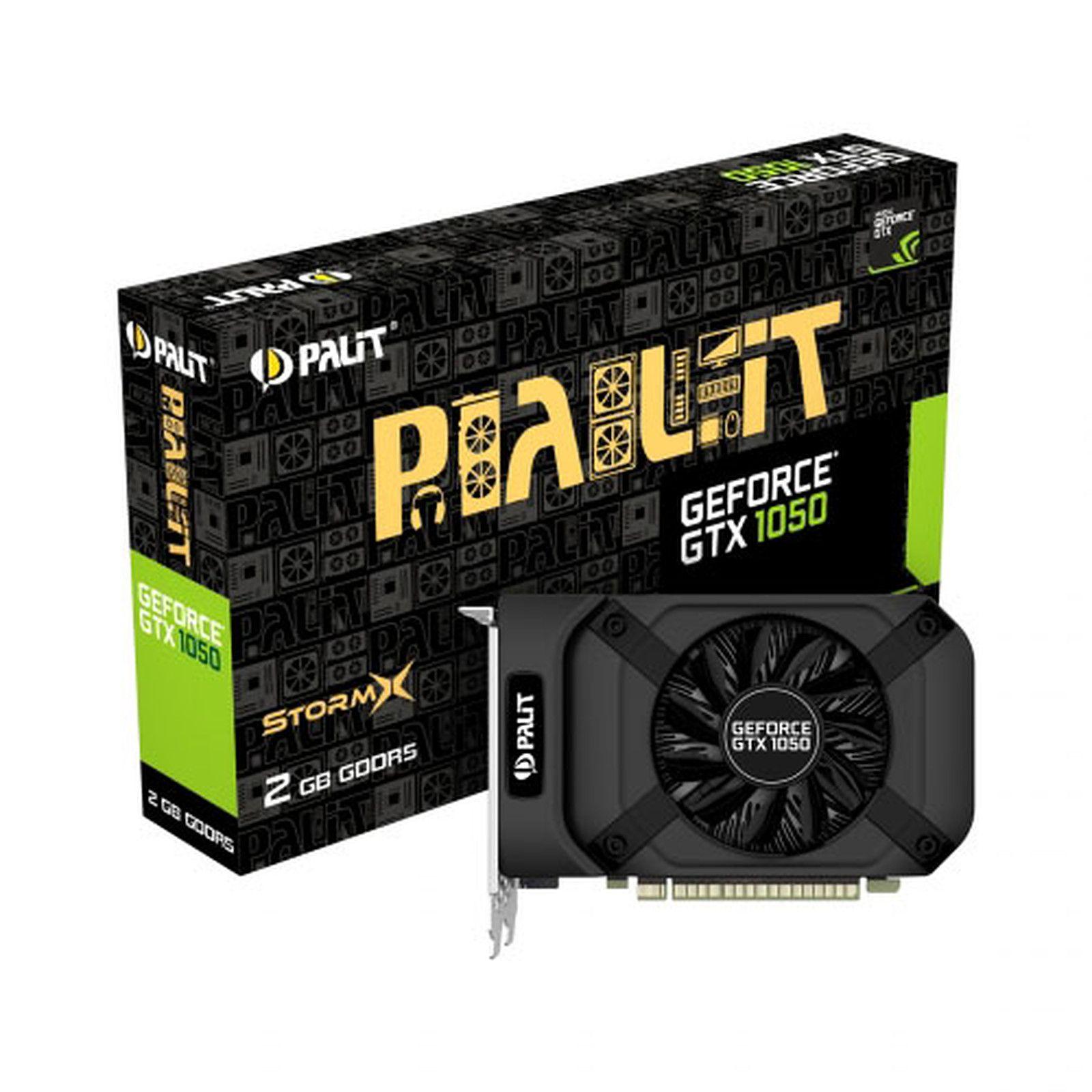 Videokaart GTX 1050 StormX Palit Nvidia @ SHS Computer