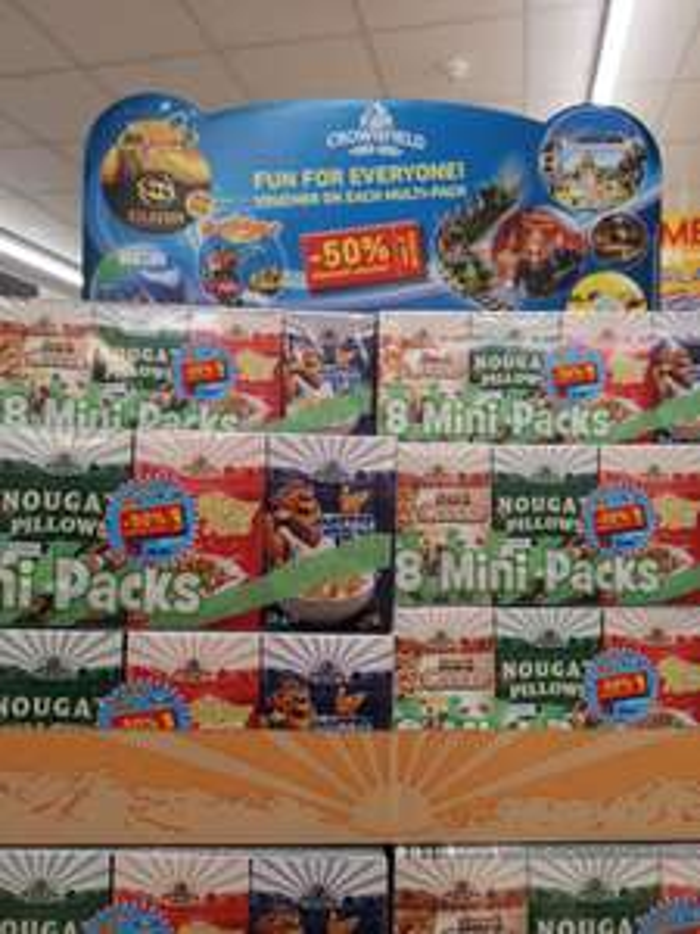 50% korting op diverse pretparken (o.a. Legoland en Gardaland)