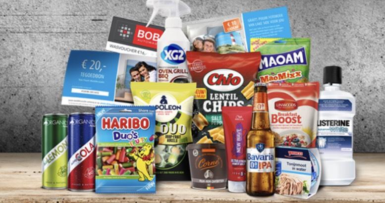 Box met BOB autowasstraat + fotoboek vouchers t.w.v. €36,85* voor €12,95 incl. gratis verzending!