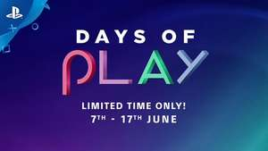 Days of Play aanbiedingen vanaf 7 juni @ PlayStation